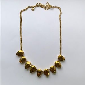 Gold J. Crew Necklace